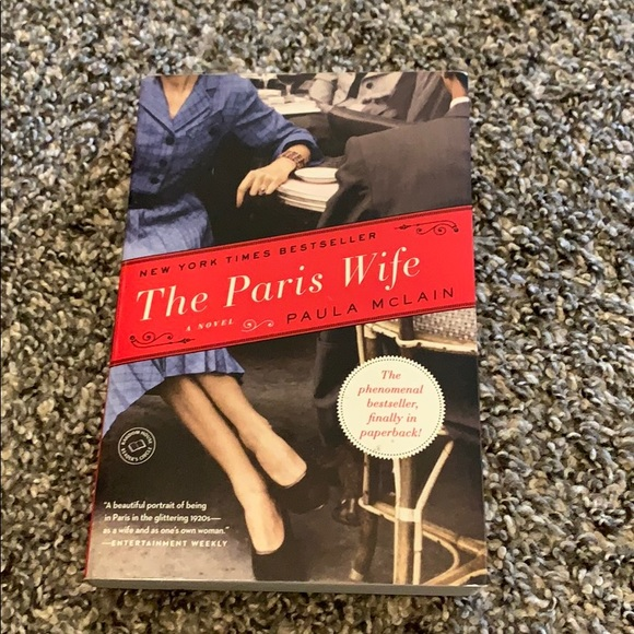 Other - BOGO The Paris Wife by Paula McLain